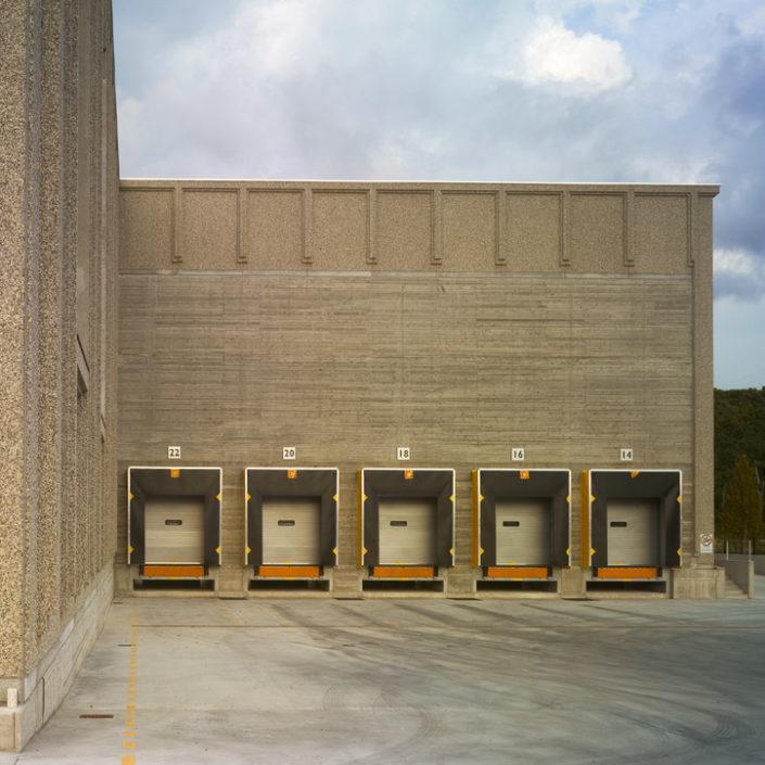 Edifici industriali - esterni